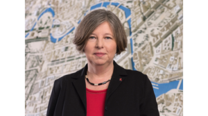 Politischer Morgen mit Katrin Lompscher, Senatorin für Stadtentwicklung und Wohnen in Berlin