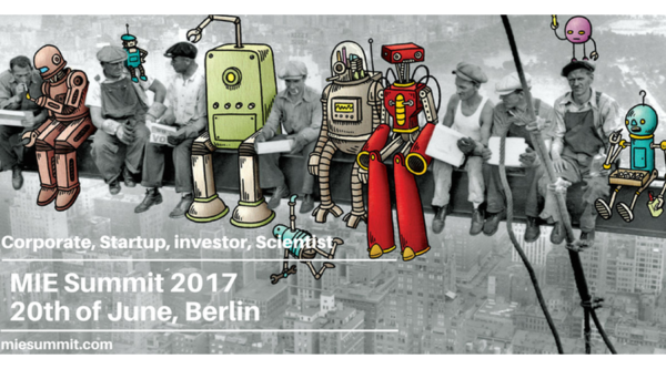 "media:netCOOP MIE Summit Berlin 2017 – ""Can Machine (AI) outperform Human?"""
