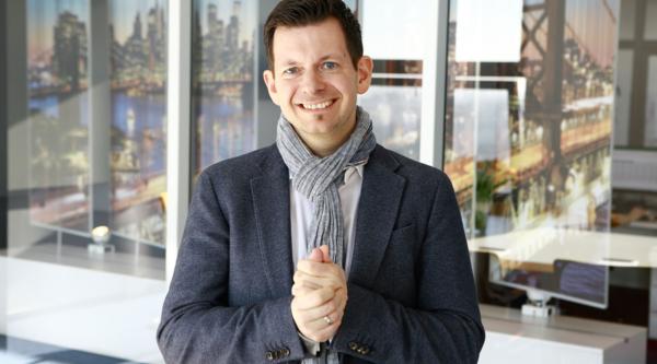 media.connectMITTENDRIN: K-Tel Geschäftsführer Dirk Hamann