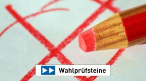 Wahlprüfsteine zur Bundestagswahl 2017: Unsere Fragen an die Politik