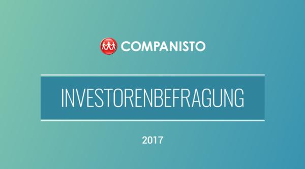 Companisto Investorenbefragung