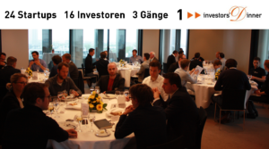 Deadline: startup:net Investors' Dinner #14 – Apply now!