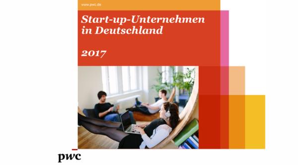 PwC Startup-Befragung