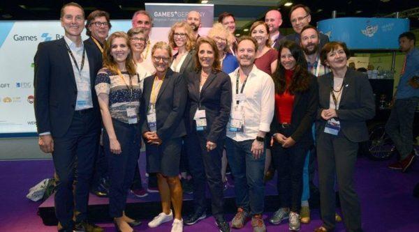 Offizieller Start von Games Germany bei der gamescom 2017