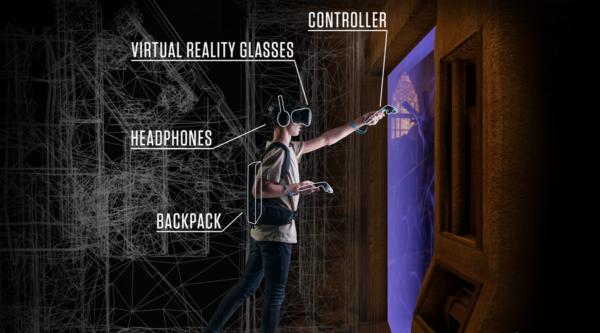Neues VR-Erlebnis