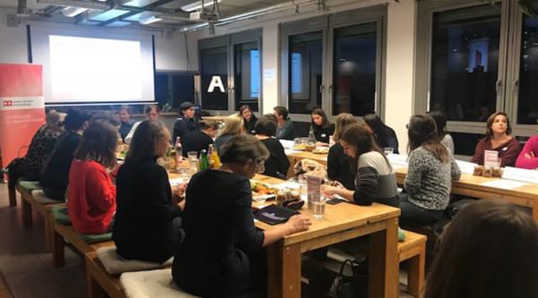 Hochschule trifft Wirtschaft: Women in Tech