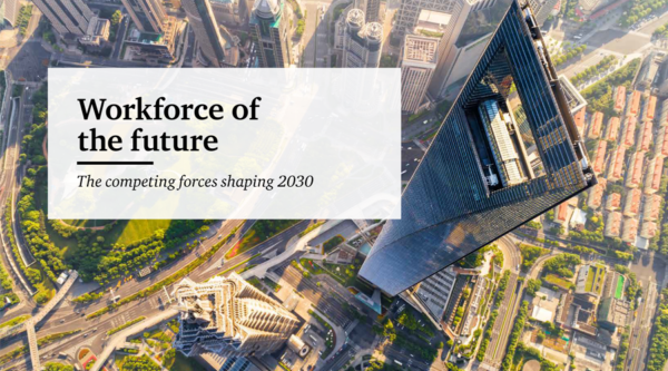 "PwC-Studie zur ""Workforce of the Future"""