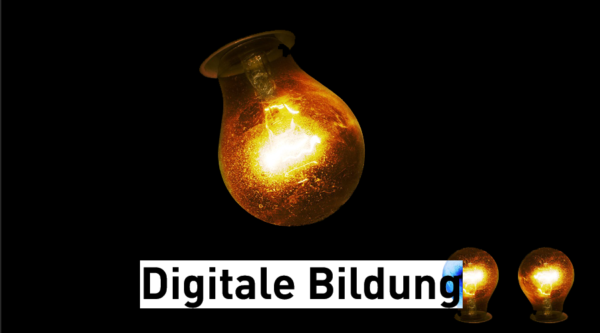 "Wahlkompass Digitales: ""Digitale Bildung"""