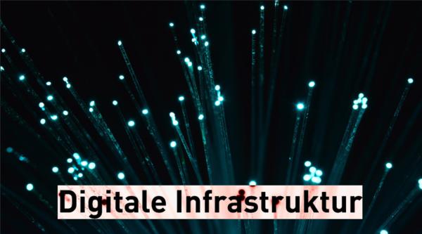 "Wahlkompass Digitales: ""Digitale Infrastruktur"""