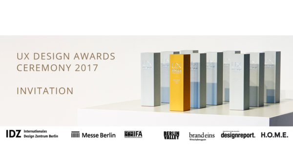 ux design awards auf der ifa media net berlinbrandenburg e v. Black Bedroom Furniture Sets. Home Design Ideas