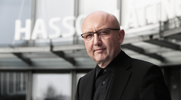"""3 Fragen an …"" Ulrich Weinberg, Director der HPI School of Design Thinking"