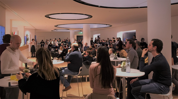 startup:netCLUB zu Gast im DRIVE. Volkswagen Group Forum