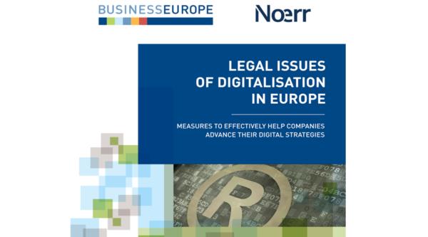 Europaweite Studie zur Digitalisierung