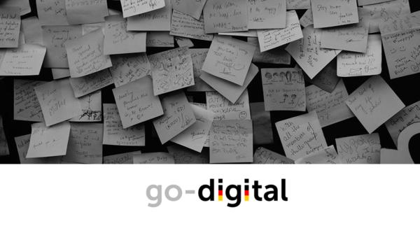 go-digital: Den Mittelstand auf dem Weg in die digitale Zukunft begleiten