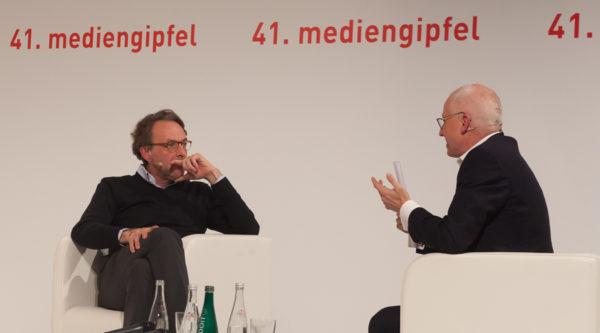 41. mediengipfel mit Investor Klaus Hommels – Der Talk