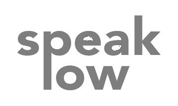 speak low auf der Buchmesse