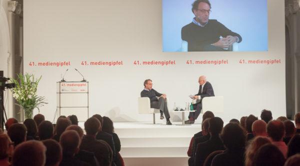 41. mediengipfel mit Investor Klaus Hommels (Lakestar) – Der Trailer