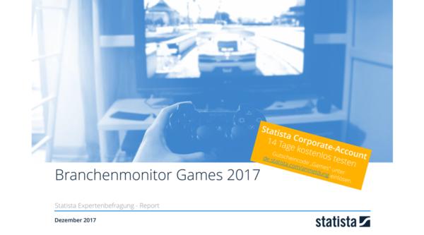 Branchenmonitor Games 2017