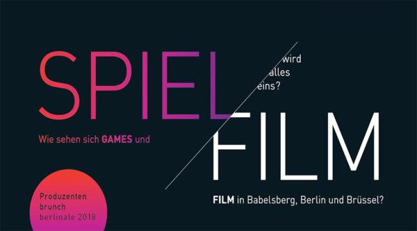 Produzentenbrunch: Spiel/ Film – Wird alles eins?