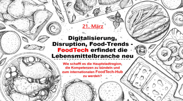 MEET THE INDUSTRY: FOODTECH ROUNDTABLE