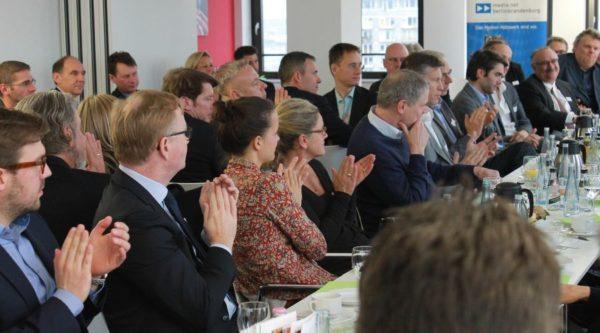 Politischer Morgen mit Michael Müller, Regierender Bürgermeister von Berlin