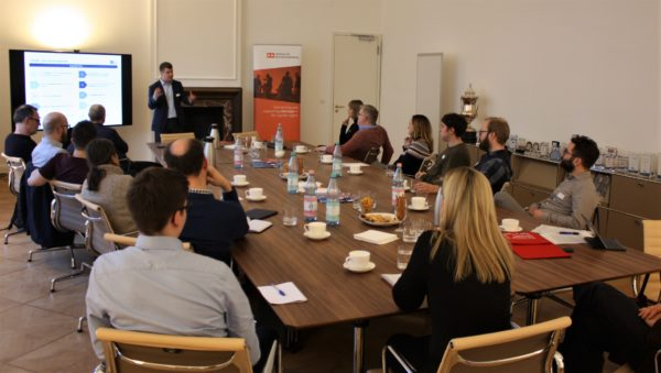 startup:net RoundTable – The Art of Fundraising