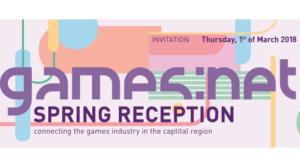 games:net Spring Reception
