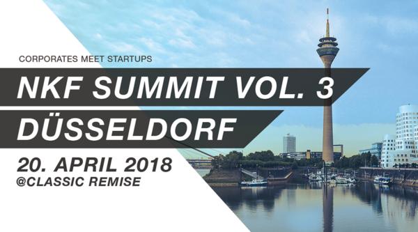 startup:netCOOP: NKF Summit Vol. 3: Die Top-Konferenz zum Thema Digitale Transformation