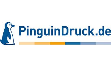 Pinguin Druck