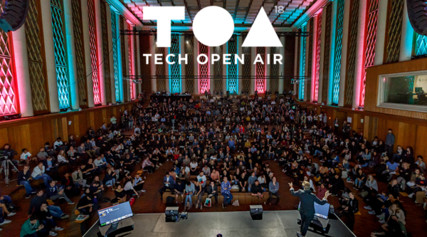 startup:net COOP: Tech Open Air Berlin 2018