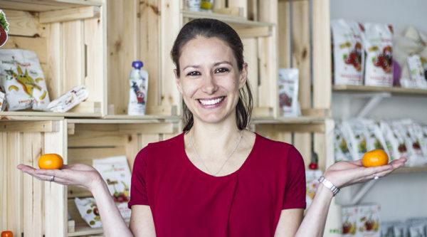 Berliner Foodentrepreneurin der ersten Stunde  – DWOMAN Natacha Neumann, Founder und Director erdbär GmbH, im Porträt