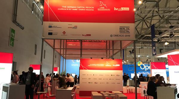berlin.digital @ DMEXCO 2019
