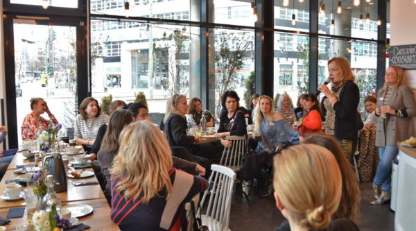 FEMALE PRODUCERS´ Networking Breakfast