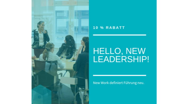 media:net COOP: Leadership Training | New Work definiert Führung neu