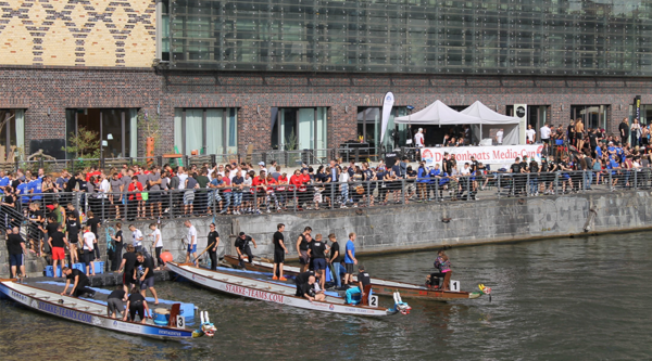 Save the Date: Dragonboat Media-Cup 2019