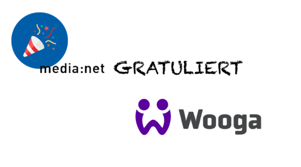 media:net GRATULIERT: 10 Jahre Wooga