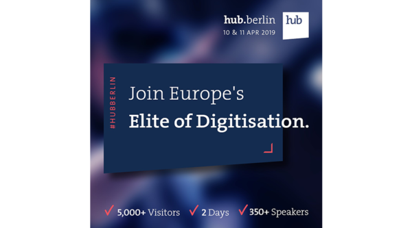 media:net COOP: hub.berlin: Europe's Interactive Business Festival for Digital Movers and Makers
