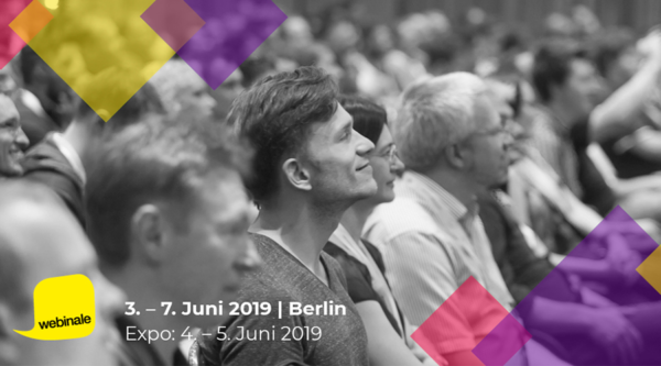 media:net COOP: webinale – the holistic web conference 2019