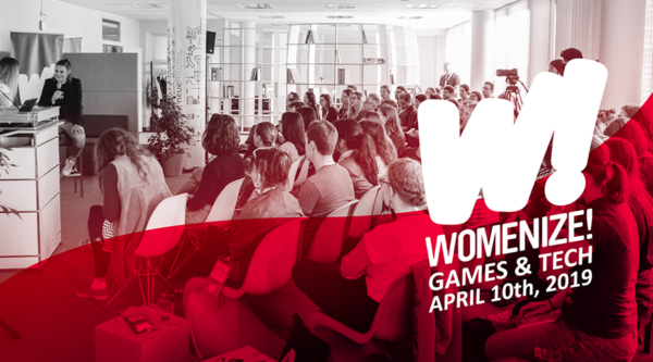 games:net COOP: WOMENIZE! GAMES AND TECH