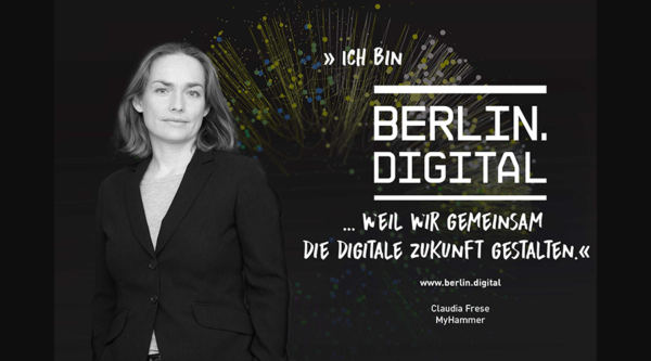 berlin.digital-Interview mit Claudia Frese, My Hammer