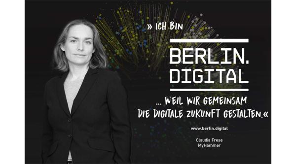 berlin.digital-Interview mit Claudia Frese, My Hammer