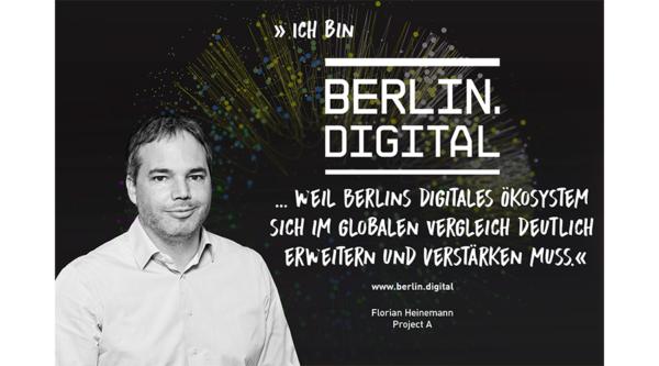berlin.digital-Interview mit Florian Heinemann, Project A