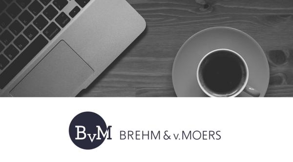 Brehm & v. Moers: Rechtsanwältin / Rechtsanwalt (w/m/divers) für den Bereich Games