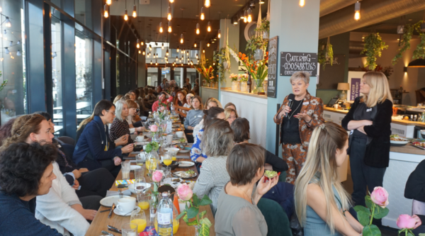 Female Producers Networking Breakfast with Sarah Doole