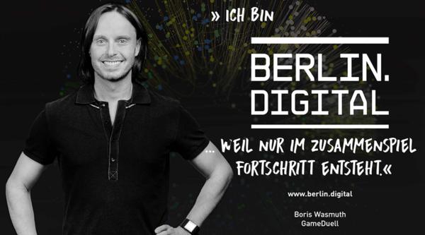 berlin.digital Interview mit Boris Wasmuth, Geschäftsführer GameDuell