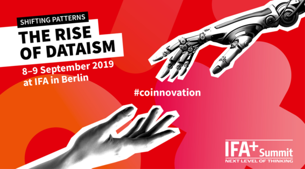 media:net COOP: IFA+Summit 2019 – Shifting Patterns – The Rise of Dataism
