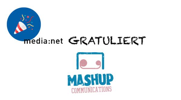 media:net GRATULIERT: 10 Jahre Mashup Communications