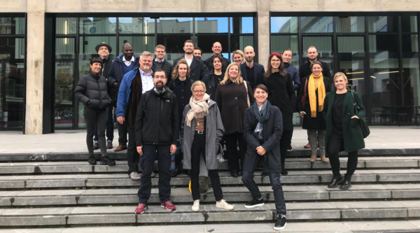 berlin.digital goes Paris – delegation trip on the topic of Artificial Intelligence