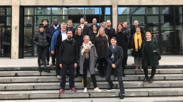 berlin.digital goes Paris: Delegationsreise stärkt deutsch-französische Beziehungen auf dem Gebiet der Künstlichen Intelligenz