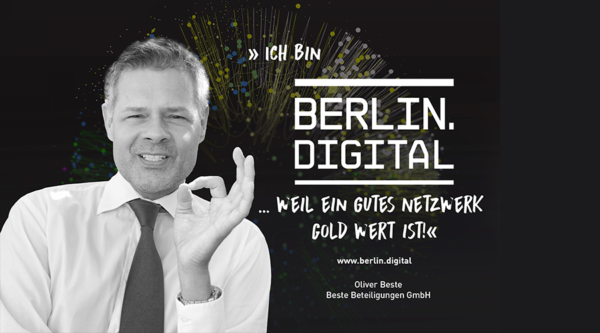 berlin.digital Interview mit Oliver Beste, Gründer von Beste Beteiligungen GmbH